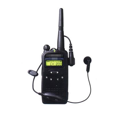 专业商用手台对讲机(含耳机)