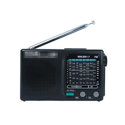 老人收音机